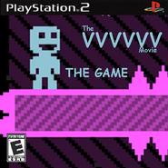 VVVVVV Movie Game Boxart (PS2)