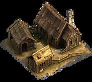 Peasant house 2