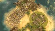 Scenario Close to wind Oriental island