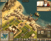 Anno 1404-campaign chapter5 hakim logbook delivery