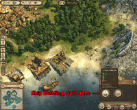 Anno 1404-campaign chapter3 ship building