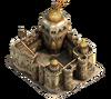 Oriental fortress
