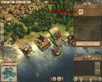 Anno 1404-campaign chapter3 shipwrights hammer now socketed