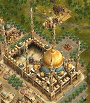 Sultans mosque game