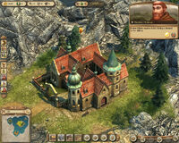 Anno 1404-campaign chapter4 hilarius clothing delivery