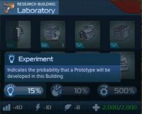 Prototype chance