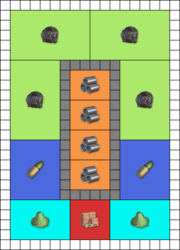 Heavy Weapons layout