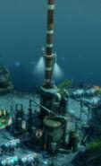 Oil-rig-underwater