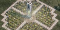 Solar Tower Generator