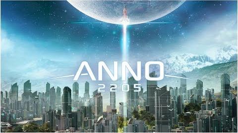 Anno 2205 - Announcement CGI trailer - E3 2015 -Europe-