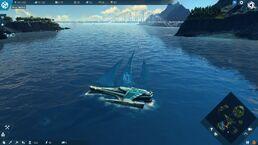 Anno 2205 Command Ship