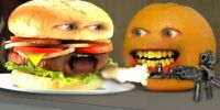 Annoying Orange: Monster Burger!