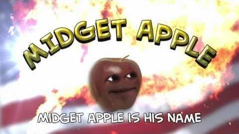 Annoying Orange Knife Theme Song Annoying Orange: Midge...