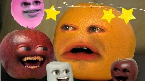 Annoying Orange The Amnesiac Orange