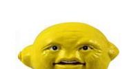 Grandpa Lemon Toy