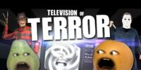 Annoying Orange: TV of TERROR!