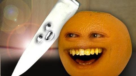 Annoying Orange No More Mr