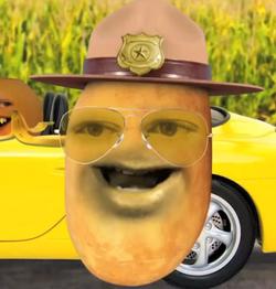 Potato Cop