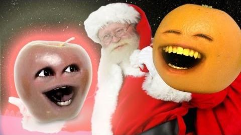 Annoying Orange: Midget Rudolph