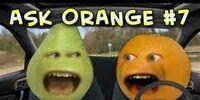 Annoying Orange: Ask Orange 7: FUS RO DAH!