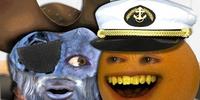 Annoying Orange: Naval Orange