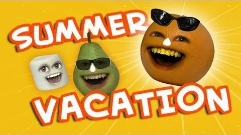Annoying Orange: Summer Vacation