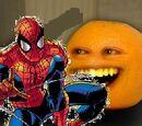 Annoying Orange: Spiderman