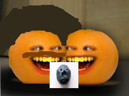 Annoying Orange Fruit Father's Day