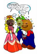 Drunk Orange Bros