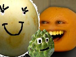 Annoying Orange Honeydew's Help
