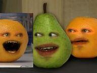 Annoying Orange Burp