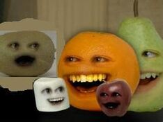 Annoying Orange Annoying Tower Defense