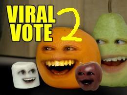 Annoying Orange Viral Vote 2