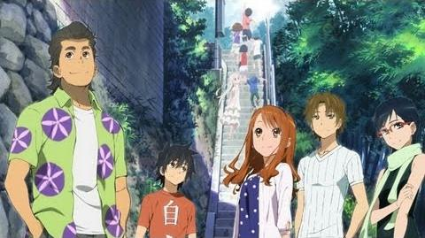 """Anohana the Movie"" Trailer (English Subbed)"