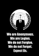 Anonymous Motto