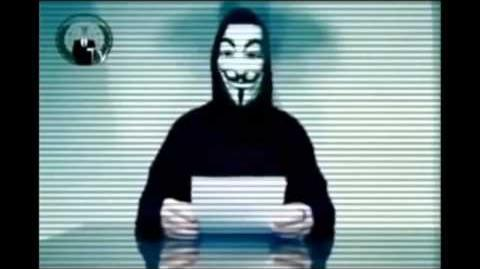 Anonymous Message to the BBC-2