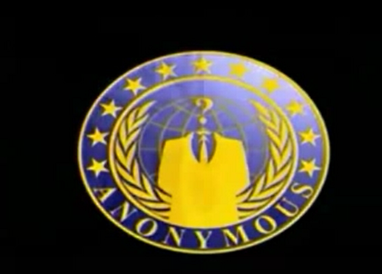 File:Anonymous logo in yellow.PNG