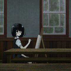 Mei drawing.