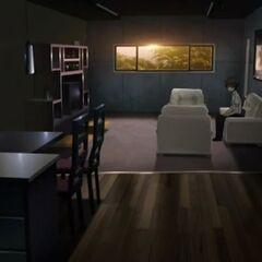 Mei's house