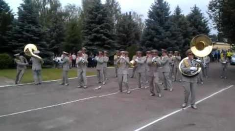 A Cruel Angel's Thesis by Ukrainian Military Band (Reborn)