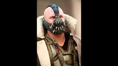 Bane Sings Snake Eater (Big Guy Edition)