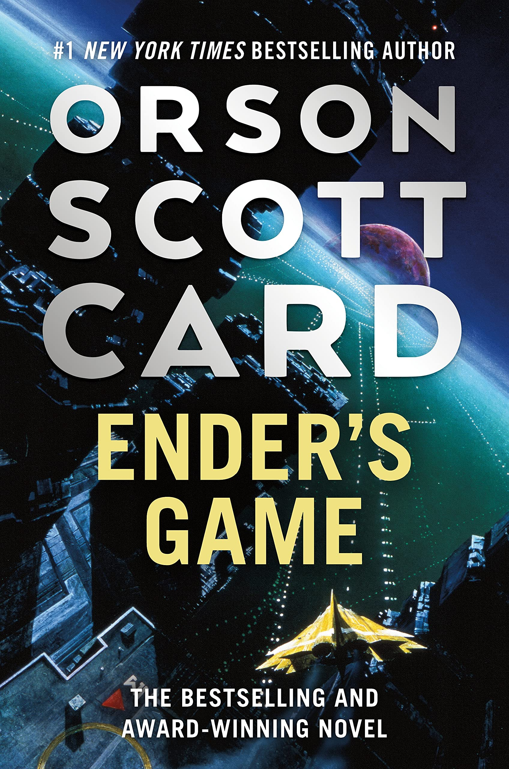 Image result for ender's game cover