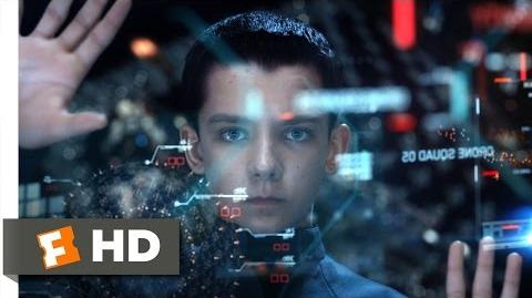 Ender's Game (6 10) Movie CLIP - Battle Simulations (2013) HD