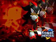 Sonic Heroes Shadow