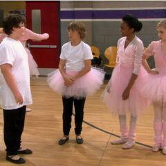 ballet dantser