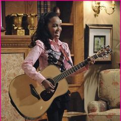 China performing on ANT Farm