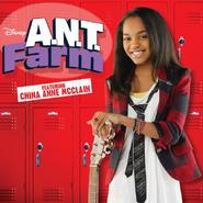 A.N.T. Farm Soundtrack Album Cover