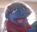 Blue Madame Mim