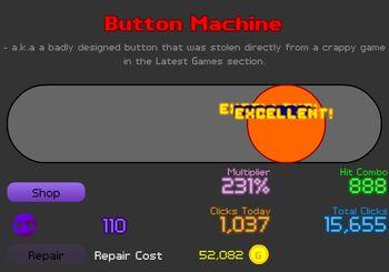 Button machine