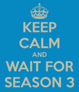 Keep Calm Season 3